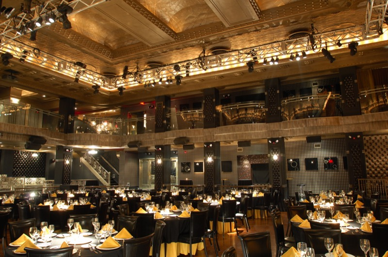 The Edison Ballroom New York Venue