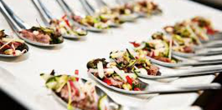 Event catering trends for 2015 edison ballroom new york for Canape platters cape town