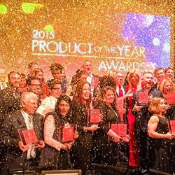 Product of the Year Announces Most Innovative Products for 2015
