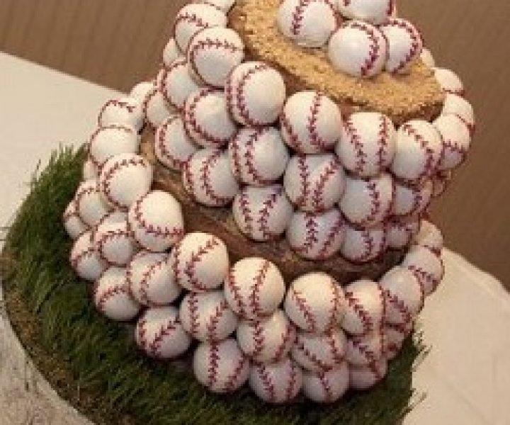 Groomsmen cake