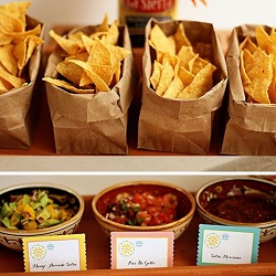 Chip and Dip Stations for Your Next Event
